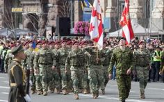 "The State Duma of the Russian Federation called a parade in Kiev with military of NATO ""sovereignty loss"" of Ukraine"