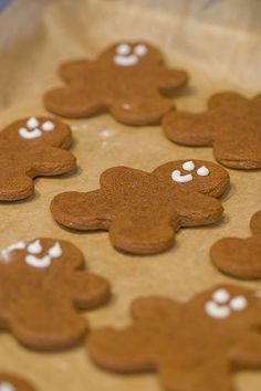 Gingerbread Cut-Out Cookies | Post Punk Kitchen | Vegan Baking & Vegan Cooking