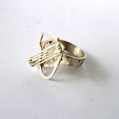 Anillo - Plata 950   $36.000 (envío incluido)   Ring - 950 silver US$53 (free delivery)  www.facebook.com/infinitastore Contacto@infinitastore.com #joyasdeautor #accesorios #navidad #moda #handmade #gifts