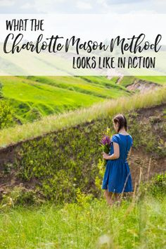 What the Charlotte Mason method looks like in action!- podcast