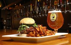 """7 Monks Taproom -- """"Draft Magazine's best bars in the country"""" - Where to Eat in Traverse City 