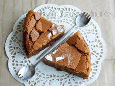 Gâteau au chocolat caramel beurre salé : L'Assassin de Bernard