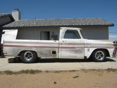 """Best """"Rake/Stance"""" for a Hot Rodded 60-66 C10? - Page 7 - The 1947 - Present Chevrolet & GMC Truck Message Board Network"""