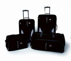 American Tourister Fieldbrook 4 Piece Luggage Set