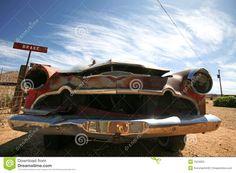 Retro American Car Stock Photos - Image: 7524903