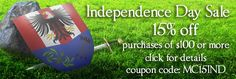 Take advantage of our Fourth of July Sale while it lasts! #Sale #America