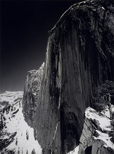 """A good photograph is knowing where to stand."" - Ansel Adams  In celebration of American landscape photographer Ansel Adam's birthday, we take a look back on the artist's accomplishments"