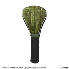 Shop Forest Blue Flowers-Beech Trees Ireland Golf Head Cover created by JohnnieLawsonArtist. Forest Flowers, Golf Head Covers, Wonderful Images, Design, Products, Gadget