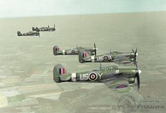 Typhoon 56 Sqn RAF WWII                                                                                                                                                                                 More