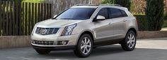 2016 Cadillac SRX silver coast metallic