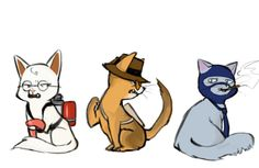 Cats in #TF2 n°3