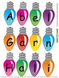 ABC SCHOOL: December Preview