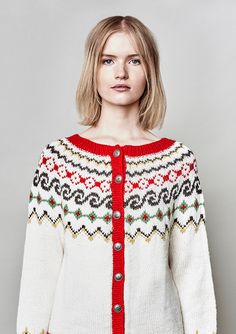 Ravelry: 42 Norske Kofter fra Lindesnes til Nordkapp - patterns Norwegian Knitting Designs, Warm Outfits, Bunt, Ravelry, Sweater Cardigan, Christmas Sweaters, Textiles, Plaid, Pattern