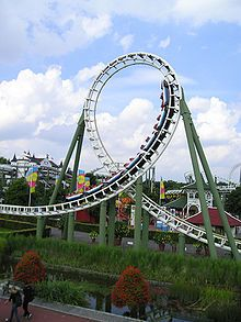 Heide Park, Germany - been there, loved it.
