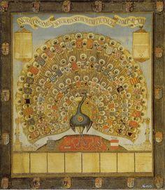 CONVERSANDO ALEGREMENTE SOBRE A HISTÓRIA.: CARLOS V&I E A DIVISÃO DA DINASTIA DOS HABSBURGOS