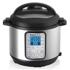 Instant Pot Pressure Cooker IP-SMART Manual & Quick-Start Guide | hip pressure cooking