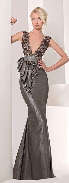 Tony Chaaya Spring Summer dress