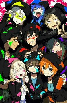 ImageFind images and videos about anime, kagerou project and mekaku city actors on We Heart It - the app to get lost in what you love. Vocaloid, Manga Anime, Anime Art, I Love Anime, Awesome Anime, Mekakucity Actors Konoha, Anime Girls, Manga Japan, Anime Plus
