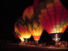 Great Reno Balloon Race Dawn Patrol