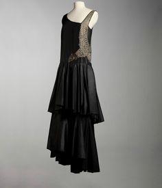 """Robe """"Bel oiseau """", 1928"""