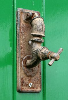 A tap at the door - beery | Flickr - Photo Sharing!