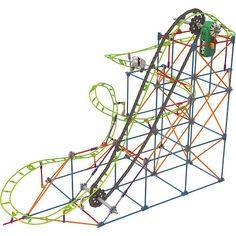 "K'Nex Typhoon Frenzy Roller Coaster Building Set -  K'NEX - Toys""R""Us"