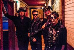Enuff Z'nuff Release Video For DOG ON A BONE