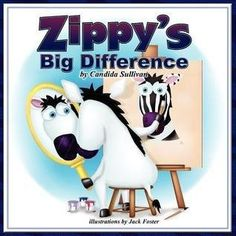 Zippy's Big Difference is a story about how Zippy the zebra came to appreciate that which makes him different from others. It deals with ...