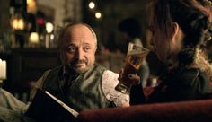 Rick Howland as Trick - Lost Girl S1E10 - The Mourning After - Screencap by Dragonlady981