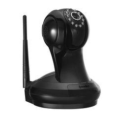 Plug&Play wireless home security IP camera cloud camera cellphone monitor camera