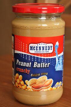 McEnnedy American Way in English. farao vad god! bra sälta och sötma. fina stora nötbitar. fast konsistens. passar både mat och bak. utmanar faktiskt skippy crunchy! 5/5