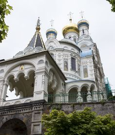 Karlovy Vary - sv. Petr a Pavel