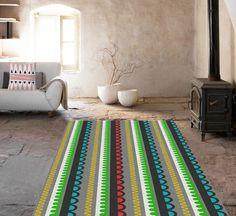Decorative Rug scandinavian rug contemporary rug by TheGretest