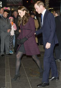 Kate Middleton, Duchess of Cambridge and Prince William arrive in New York | Daily Mail Online
