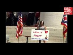 Supporter of Ohio's Heartbeat Bill Gives Exceptionally Unhinged Speech in Favor of Biblical Law