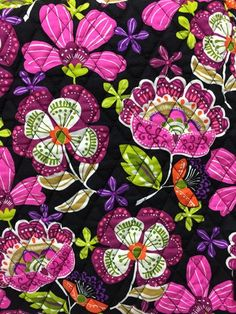 From Verabradley Pirouette Pink Definitely Need Something In This Print I Think A Hipster Would Be