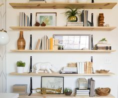Although I'm not a fan of the YAY wall, there are elements that I really like, especially the inexpensive shelves.