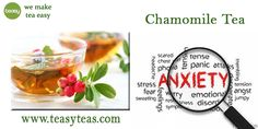Chamomile Tea Benefits, Stress And Anxiety, Traditional, Drinks, Simple, Healthy, How To Make, Food, Drinking