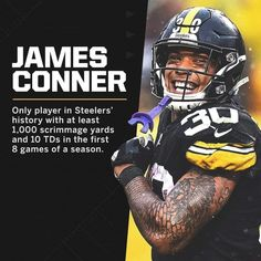 9693d64be59 229 Best James Conner images in 2019