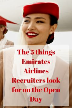 Emirates Careers - Breeze through the Emirates Airlines Cabin Crew Open Day. Everything you need to land you that dream flight attendant job