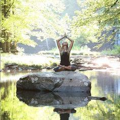 outdoor yoga #ROXYOutdoorFitness