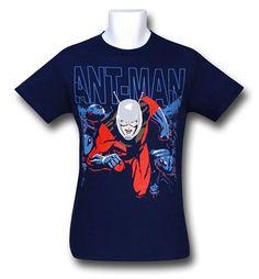 Ant-Man Swarm Navy T-Shirt