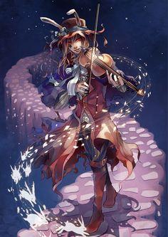 Hot Manga Art by Roka