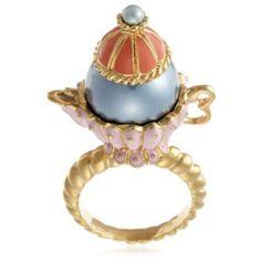 Disaya Teapot Ring