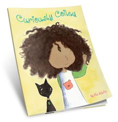 """""""Curiously Coiled"""" by Fila Antwine Reading Library, Black Girls Rock, Childrens Books, All Things, Kids, Beautiful, Parenting, Children's Books, Young Children"""