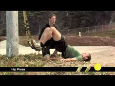 TRX Hip Press: This is a very intense exercise that targets the hamstrings but also involves the glutes and back extensors.