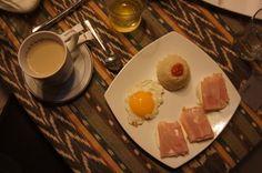 Un buen desayuno Fondue, Ramen, Cheese, Ethnic Recipes