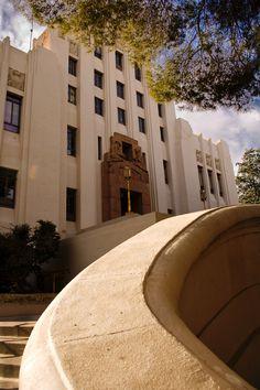 Cochise County Courthouse, Bisbee, Arizona
