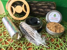 Crushed Palo Santo,Incense Kit ,White Brass Charcoal Burner,Holy Wood Incense,Natural Incense,Aromatic wood,Spiritual Incense,Space Clearing by GreenManOrganics on Etsy