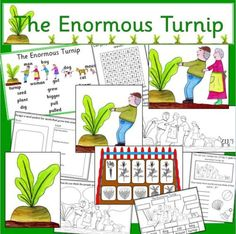 The-Enormous-Turnip-story-sack-resources-on-CD-growing-KS1-EYFS-teaching